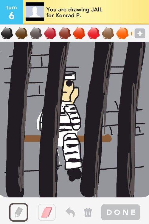 500x750 Jail Drawings