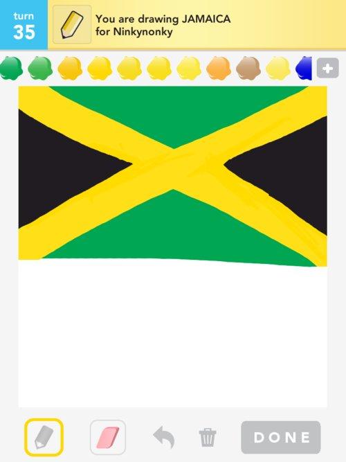 500x667 Jamaica Drawings
