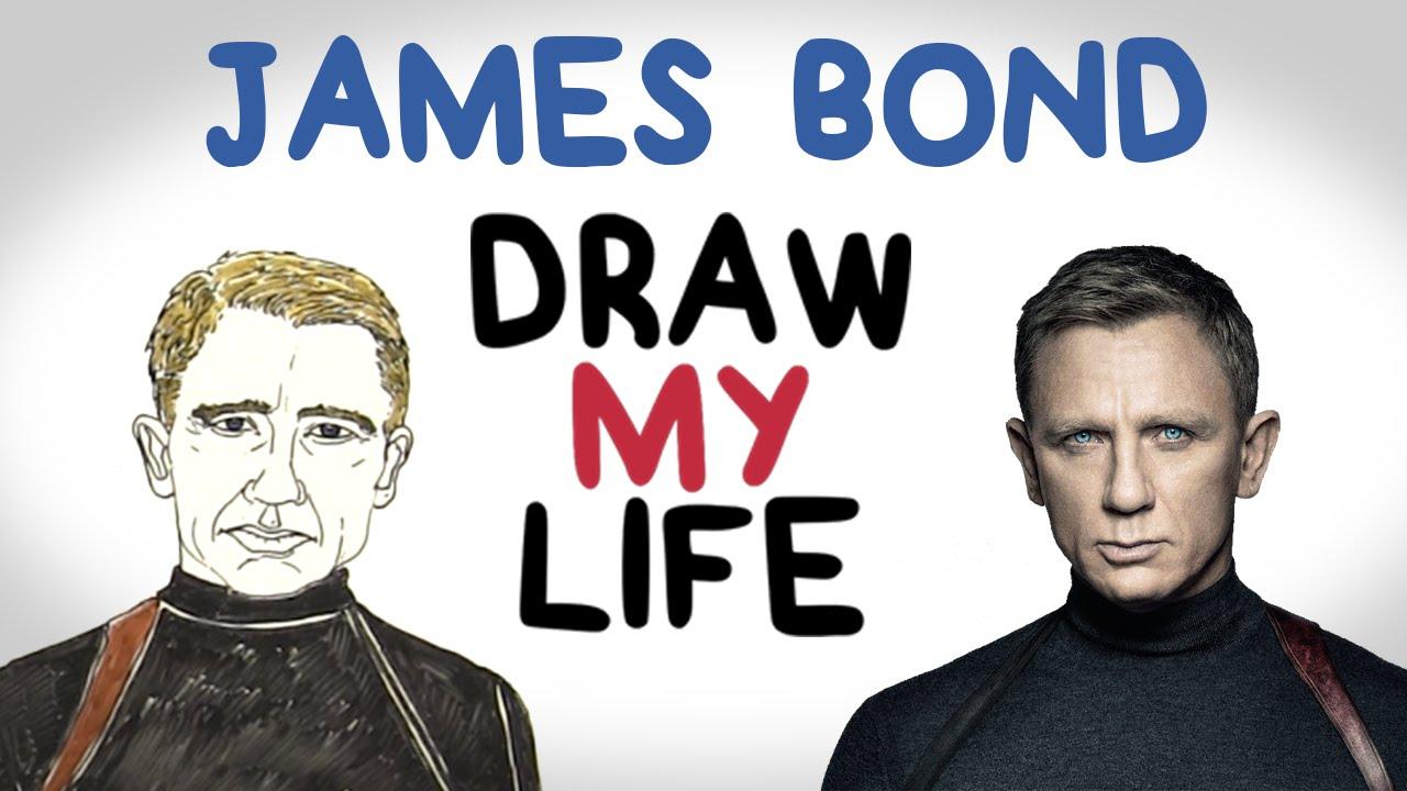 1280x720 James Bond Draw My Life
