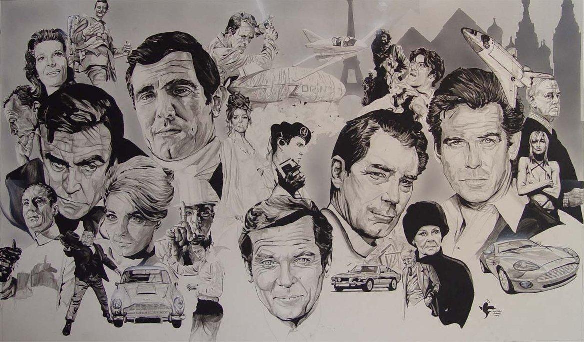 1169x684 James Bond Legacy By Saintworksart