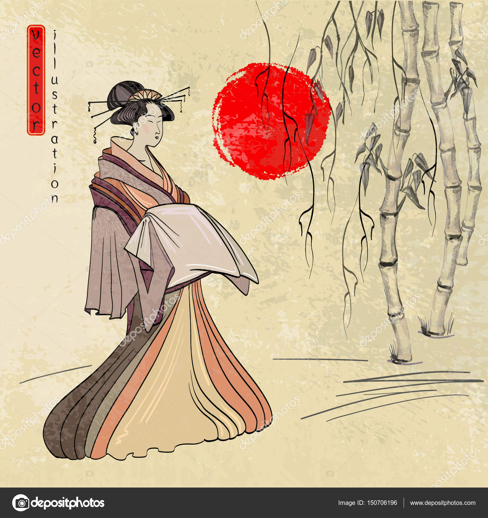 1600x1700 Geisha, Ancient Japan, Classical Japanese Woman Ancient Style