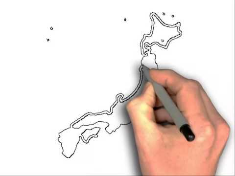 480x360 How To Draw Japan Map Step By Step