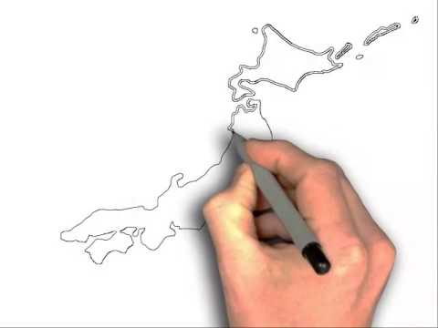 480x360 How To Draw Japan Map