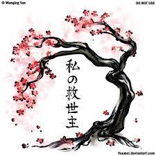 225x225 Japanese Cherry Blossom Tree Tattoo Tatuajes Amp Piercings