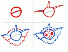 236x182 How To Draw Eeveelutions, Step By Step, Pokemon Characters, Anime