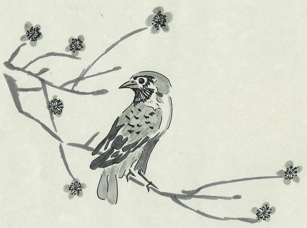 600x445 Japanese Birds And Flowers By Froststar 28
