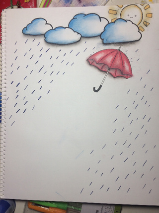 320x427 Cloud Drawings On Paigeeworld. Pictures Of Cloud