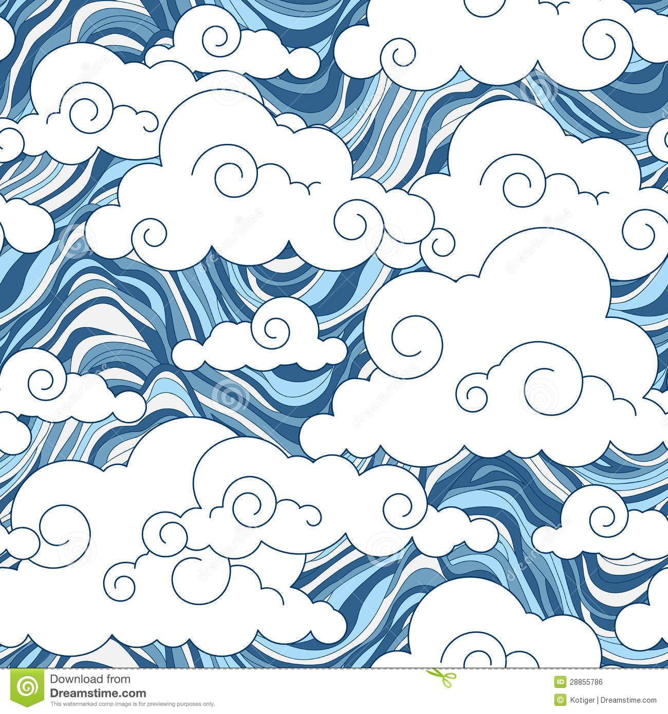 1300x1390 Pics For Gt Japanese Cloud Drawing Art