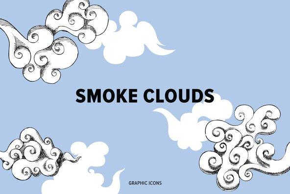 592x396 Smoke Clouds