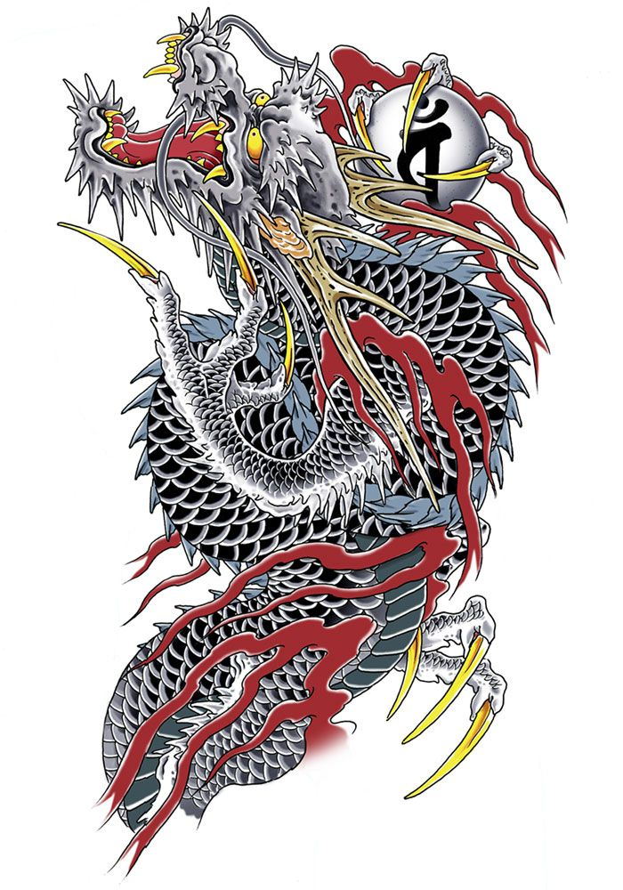 700x1000 Japanese Dragon Tattoo Designs Ykz Tattoo Dragon Dragon Tattoos
