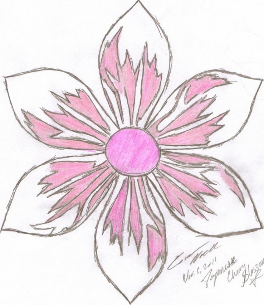 886x1024 Japanese Flower Drawing Japanese Flower Drawing Styles Japanese