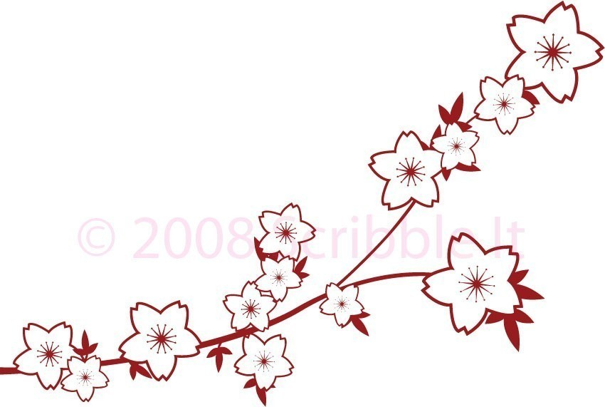 850x571 27. Flowers Theme With Japanese Emphasis Curika
