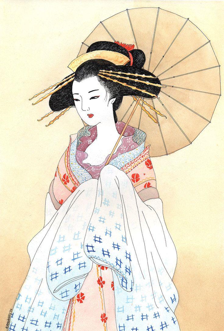 735x1088 43 Best Art Geisha Images On Geishas, Artists