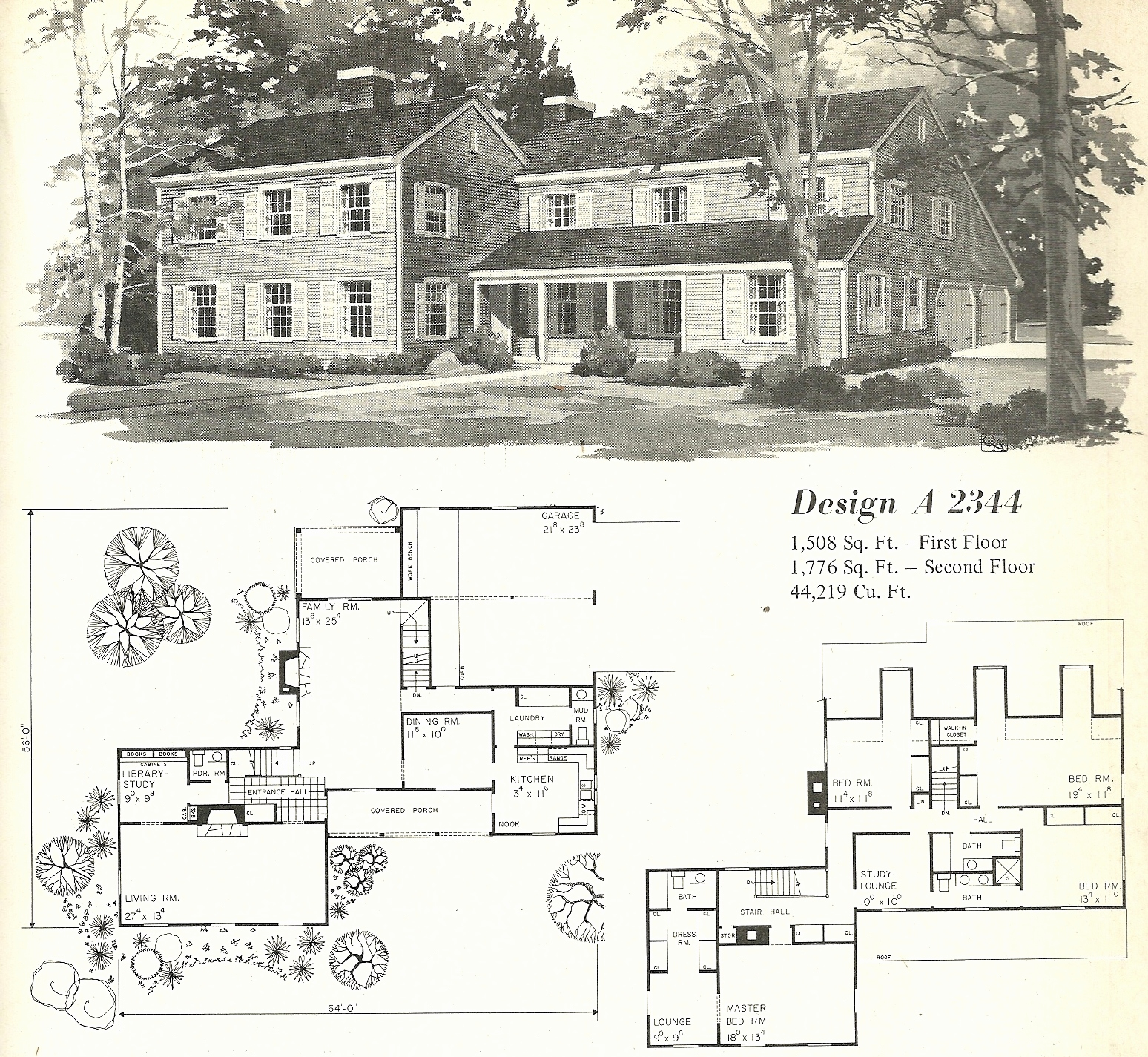1548x1425 45 New Japanese House Plans