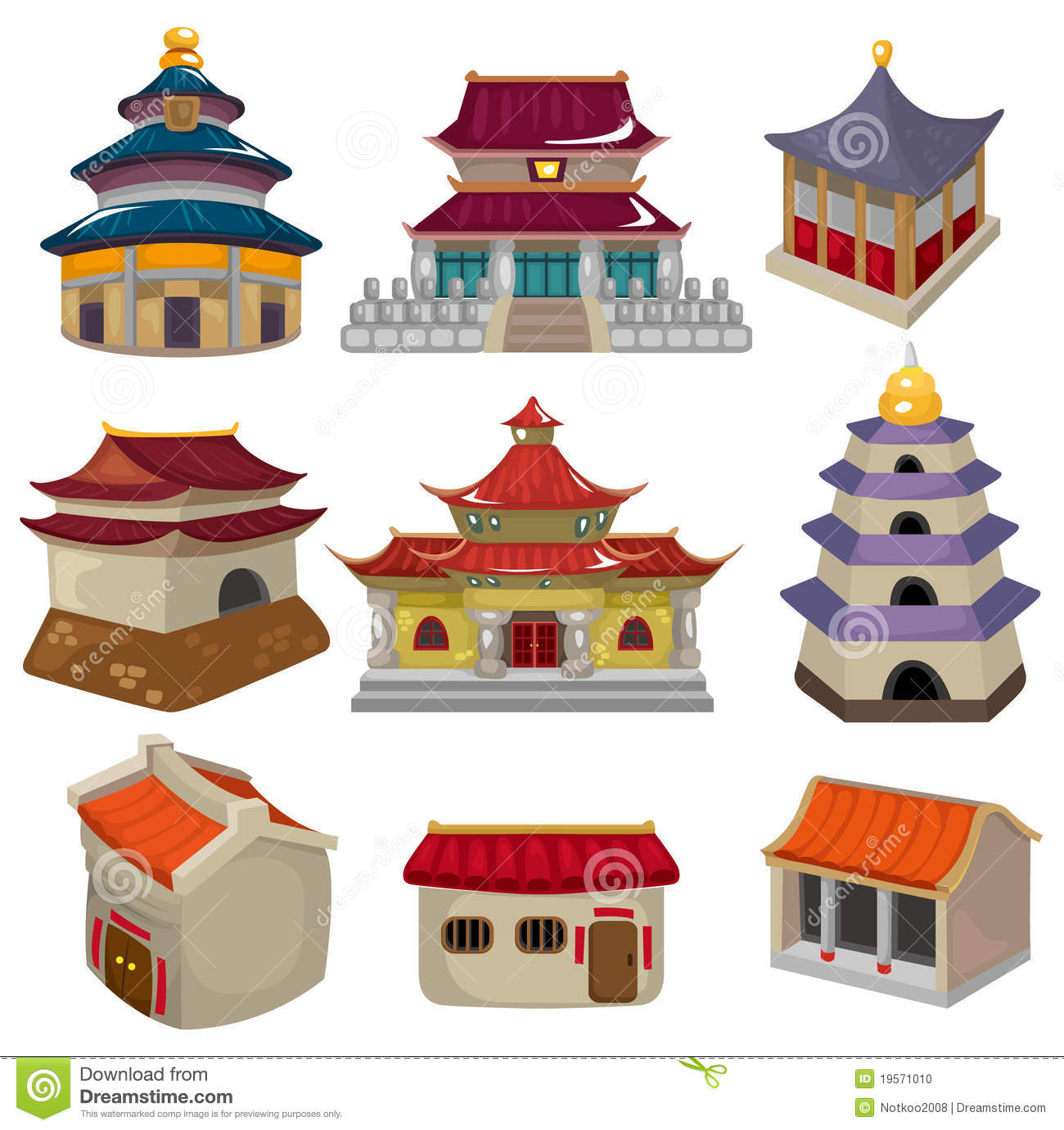 1300x1380 Chinese House Drawing Step By Step Collection