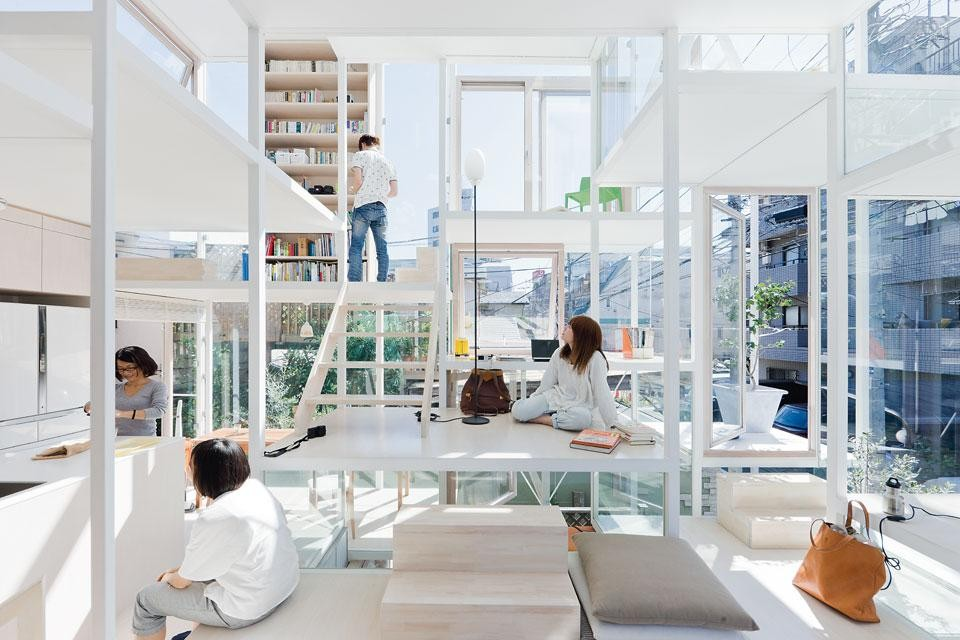 960x640 Smart Space Solutions 14 Innovative Japanese Home Interiors