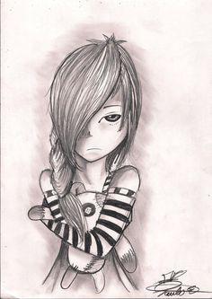 236x333 Manga Character Design. Manki Kubo Manga Girl