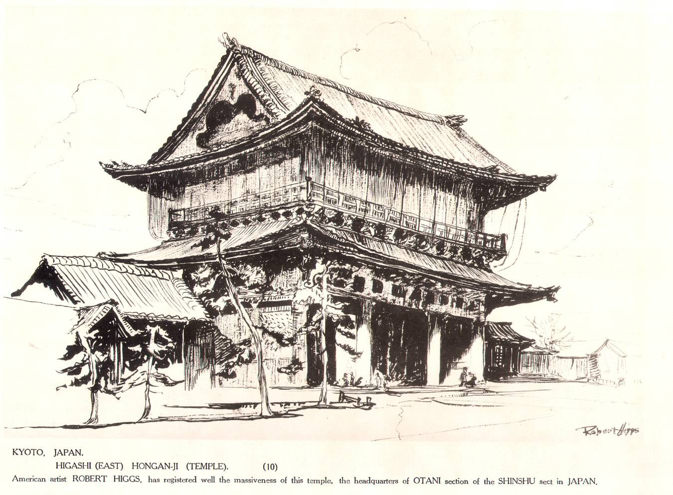 Line Drawing Of Your House : Japanese temple drawing at getdrawings free for personal use