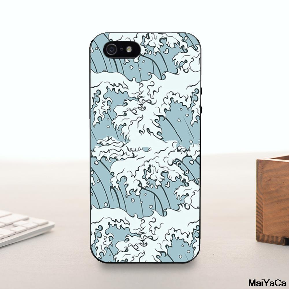 1000x1000 Maiyaca Diy Colorful Drawing Plastic Phone Case For Iphone 5s Case