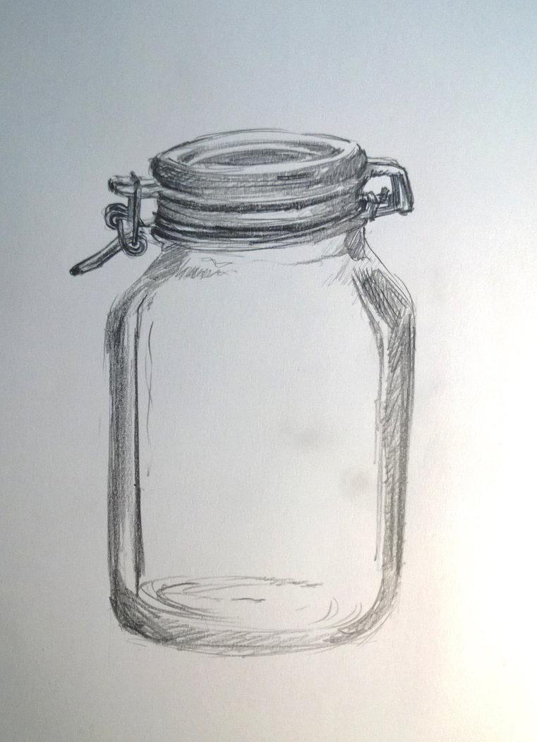 761x1051 A Glass Jar By K Appa