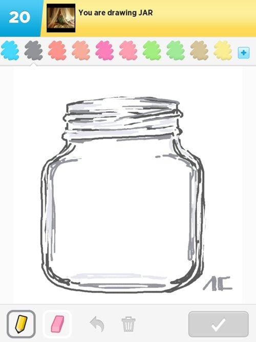 500x667 Jar Drawings