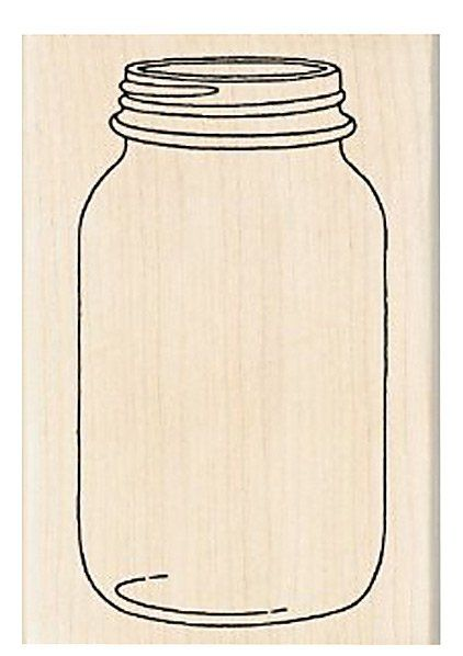 422x598 Mason Jar Drawing Roll Over Image To Magnify Templates