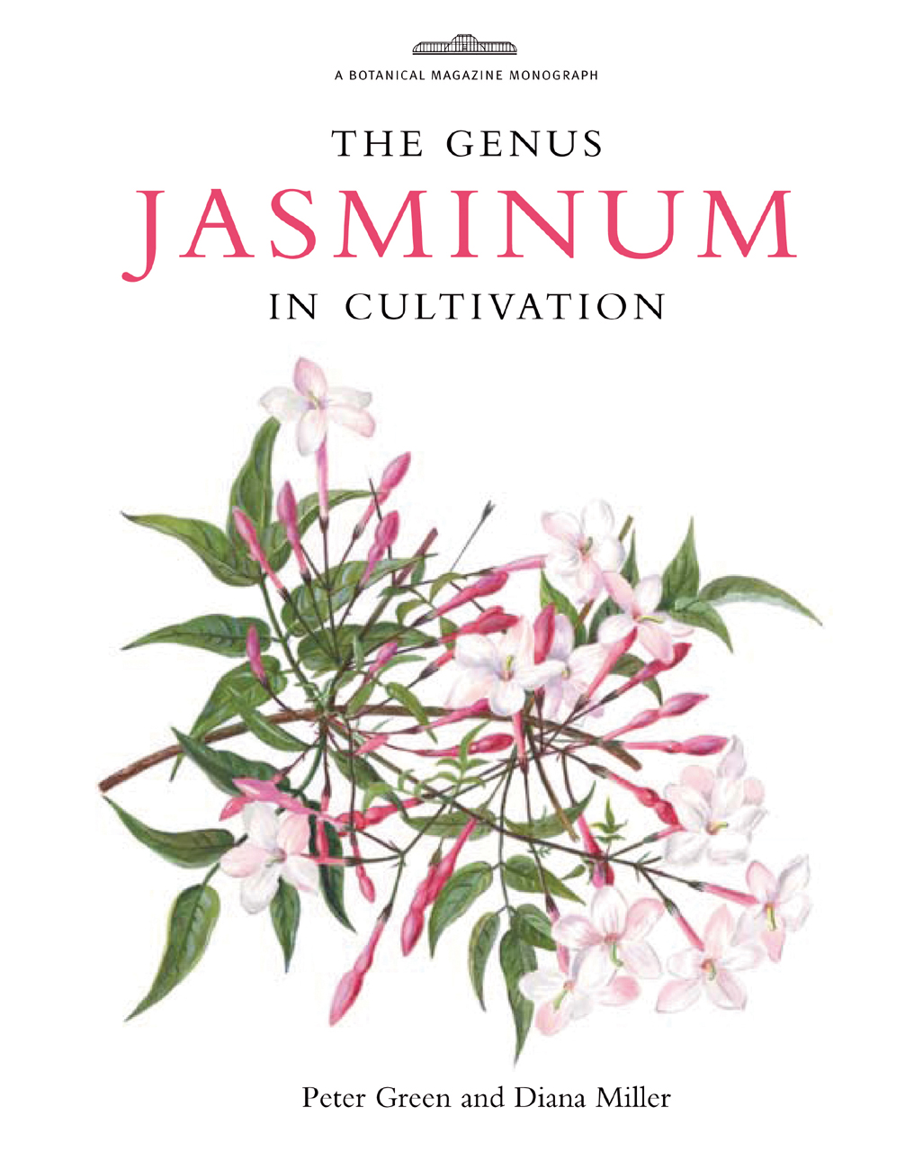 1026x1280 The Genus Jasminum In Cultivation, Green, Miller