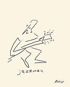 240x300 Jazz Drawings