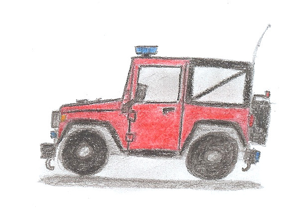 584x418 My' Jeep Wrangler By Tractor Drawn Aerial