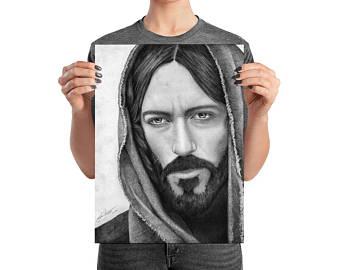 340x270 Jesus Art Etsy