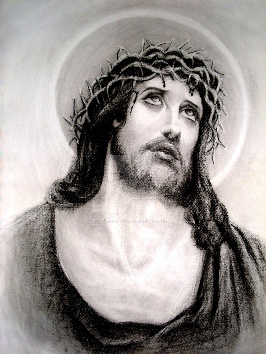 900x1200 Jesus Of Nazareth By Mihaelaleuart