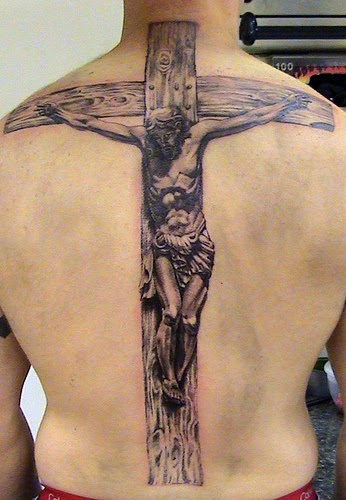 346x500 Jesus Christ Tattoos And Cross Tattoos ~ Hits All