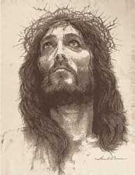 193x250 Jesus Christ Crown Of Thorns Wallpapers And Drawings Of Paintings