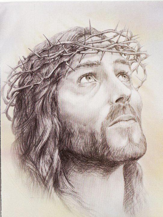 Jesus Drawing Easy at GetDrawings | Free download