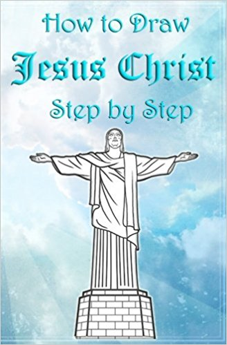 328x499 How To Draw Jesus Christ Step By Step Learn To Draw Jesus Christ