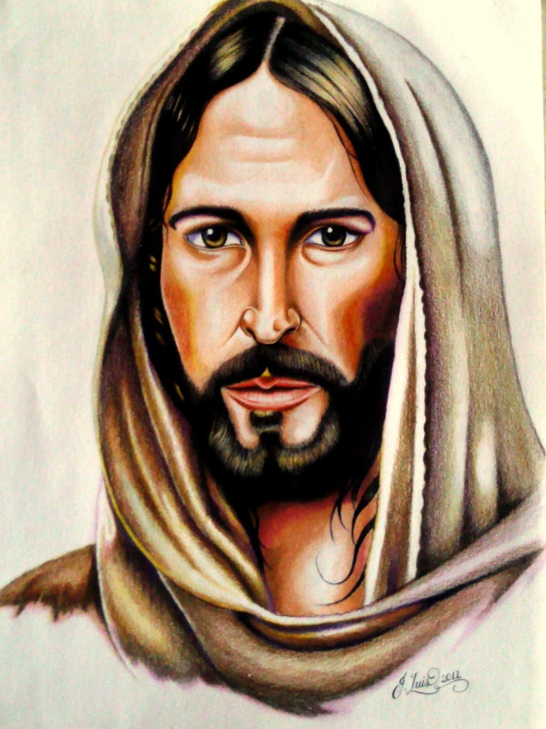 774x1032 Jesus Face Pencil Drawing Jesus Faceyandereraptor