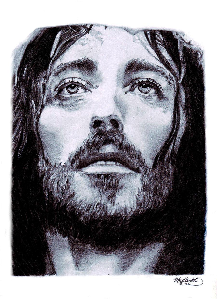 900x1239 Portrait 2 Jesus By Taken Username10