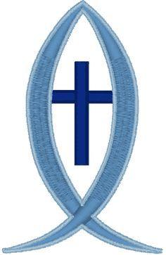 236x363 Christian Symbols Vector Drawing Represents Christian Love