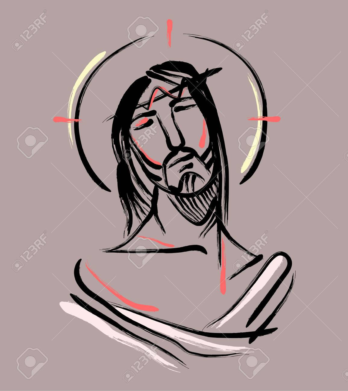 1155x1300 Jesus Face Stock Photos. Royalty Free Business Images