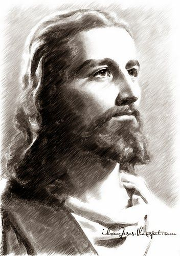 352x500 152 Best Pencil Drawings Of Jesus Images On Pictures