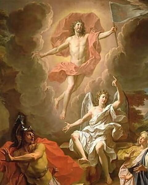 480x600 Jesus Has Risen! 10 Bible Verses On The Power Of The Resurrection