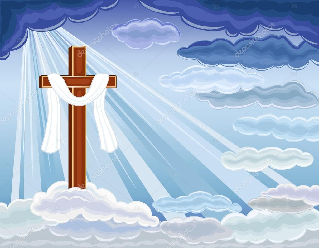 1023x796 Resurrection Of Jesus Stock Vector Eireann
