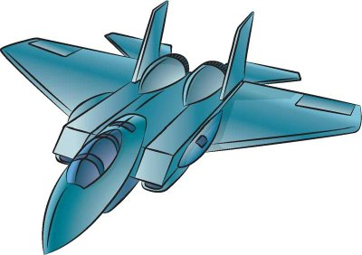 400x282 How To Draw Jets In 6 Steps Howstuffworks