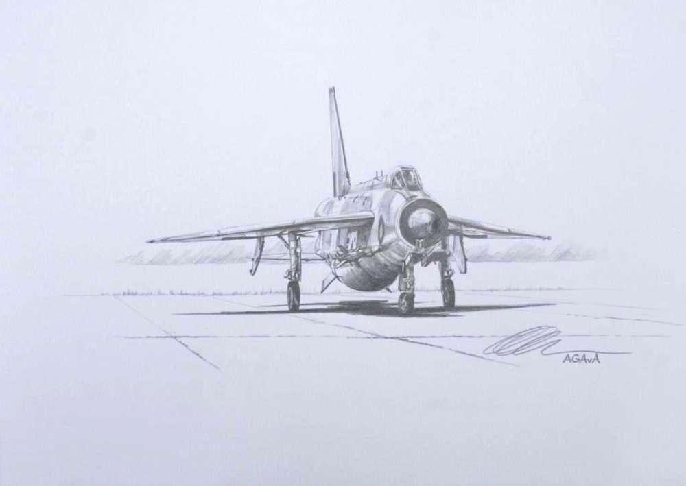 1000x709 Original Pencil Drawing