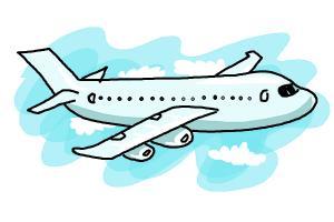 300x200 How To Draw A Jet Plane