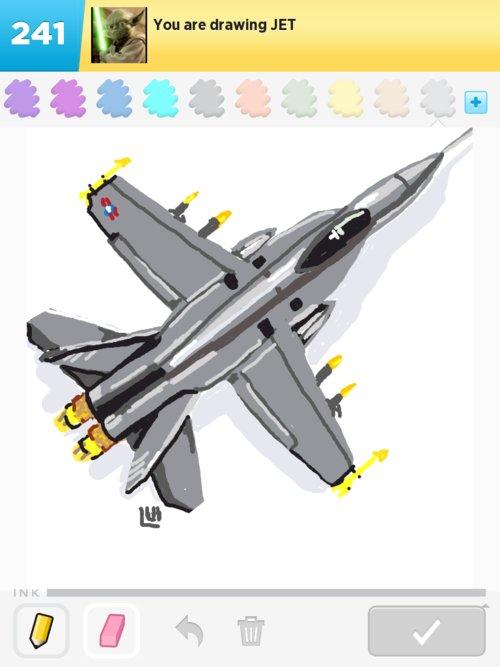 500x667 Jet Drawings
