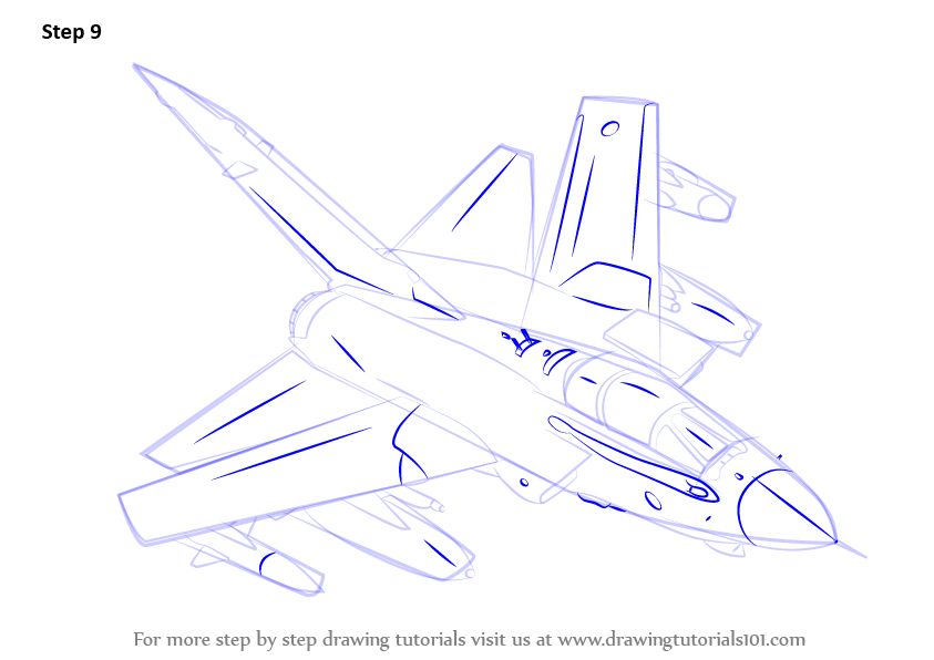 843x596 Learn How To Draw Panavia Tornado Aircraft Rb199 Jet (Fighter Jets