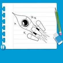 220x220 How To Draw Jet Plane