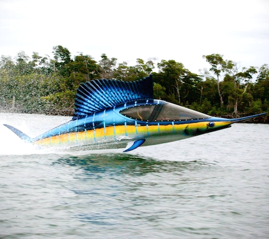 550x489 This Outrageous Jet Ski Will Set You Back An Eye Pop