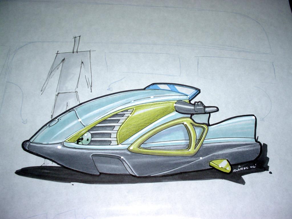 1024x768 Rapid Viz Jet Ski Ideation By Idwurks